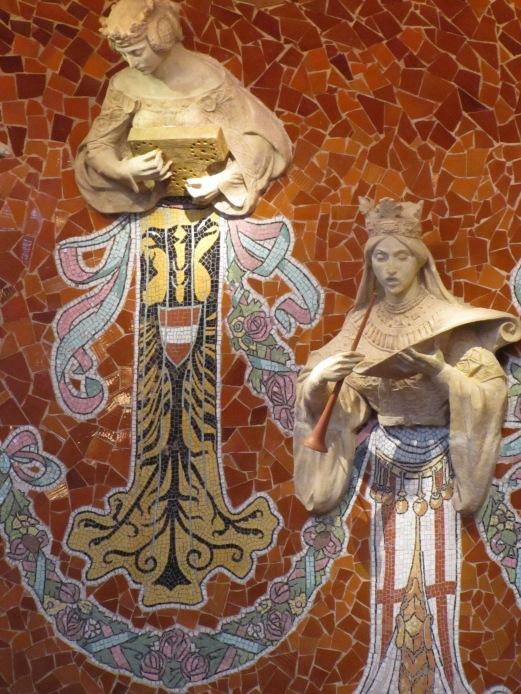 orfeo muses barcelona